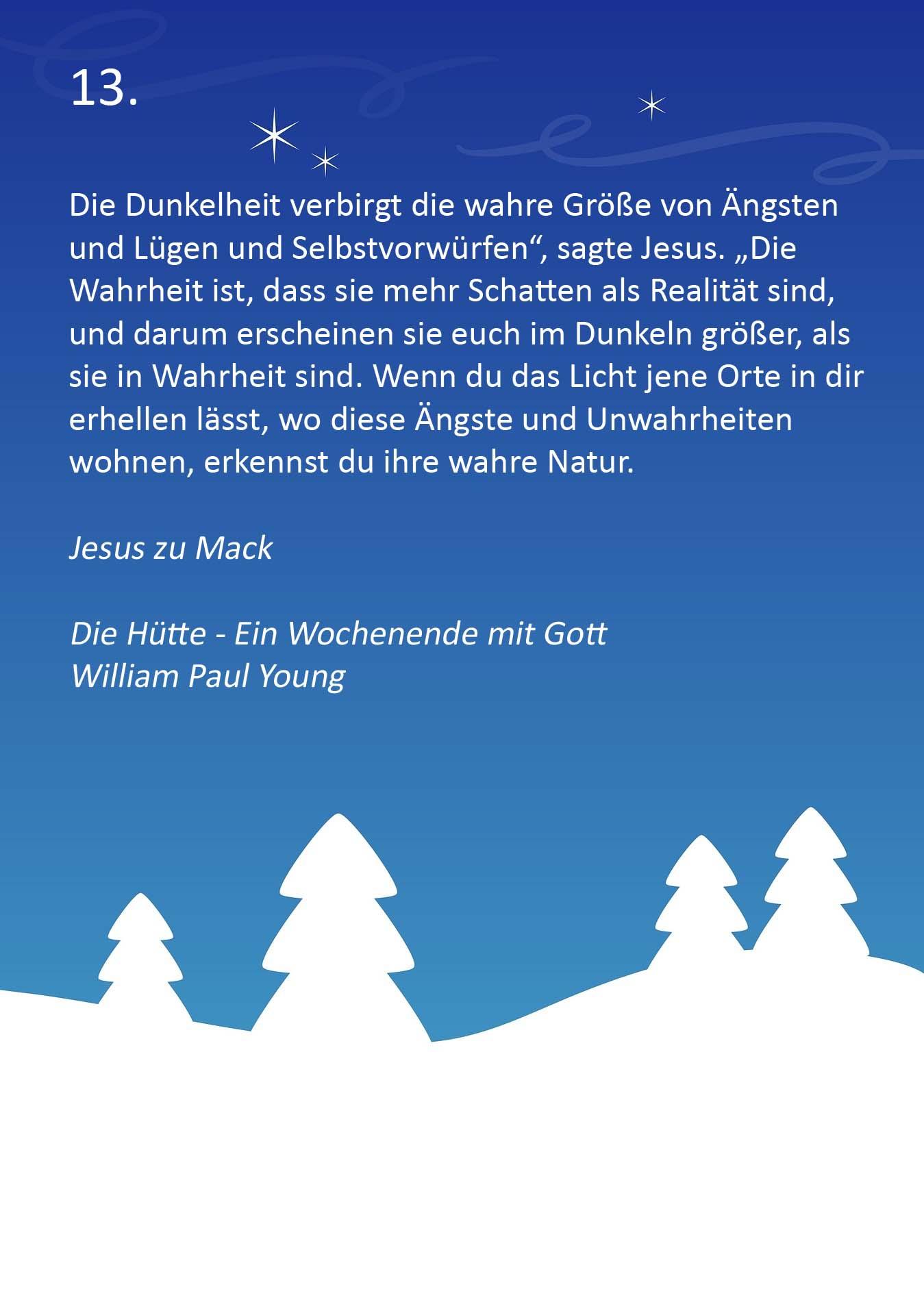 Adventskalender 2017 Buch Und Filmzitate Melanie Buhl