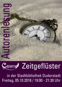 Herbstlesung der Creativo - Zeitgeflüster @ Stadtbibliothek Duderstadt | Duderstadt | Niedersachsen | Deutschland